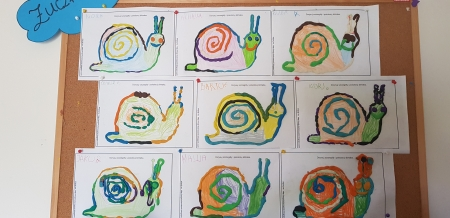 Piękne prace naszych przedszkolaków :)