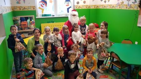 Mikołaj w Dzwoneczku :)