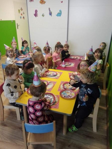 Jak obchodzimy urodzinki w Przedszkolu :)